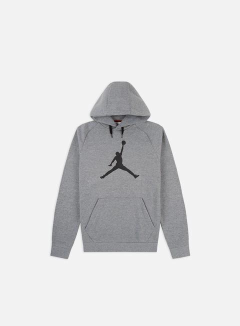 Outlet e Saldi Felpe con Cappuccio Jordan Jumpman Logo Hoodie