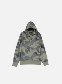 Jordan - P51 Flight Hoodie, River Rock/Dark Stucco 1