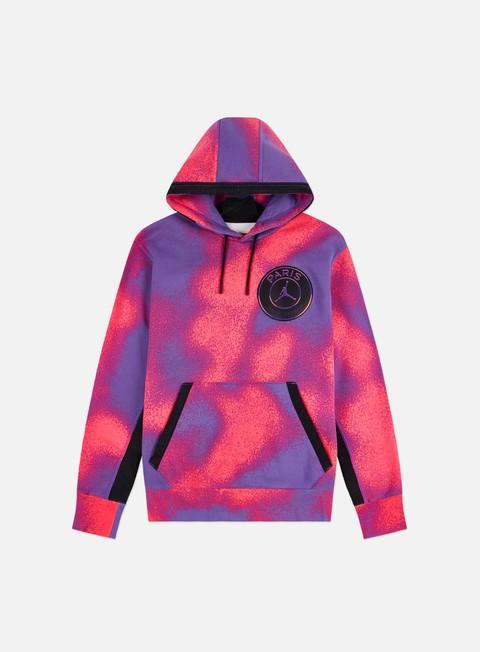 Hooded Sweatshirts Jordan PSG AOP Fleece Hoodie