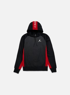 Jordan - Seasonal Graphic Hoodie, Black/White 1