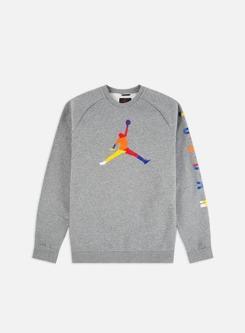 Crewneck Sweatshirts Jordan Sport DNA HBR Fleece Crewneck