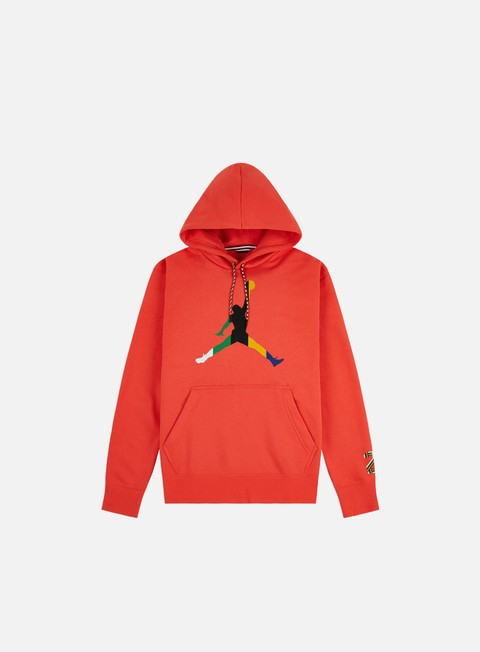 Hooded Sweatshirts Jordan Sport DNA MC HBR Fleece Hoodie