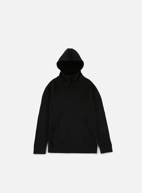 felpe jordan wings hoodie black black