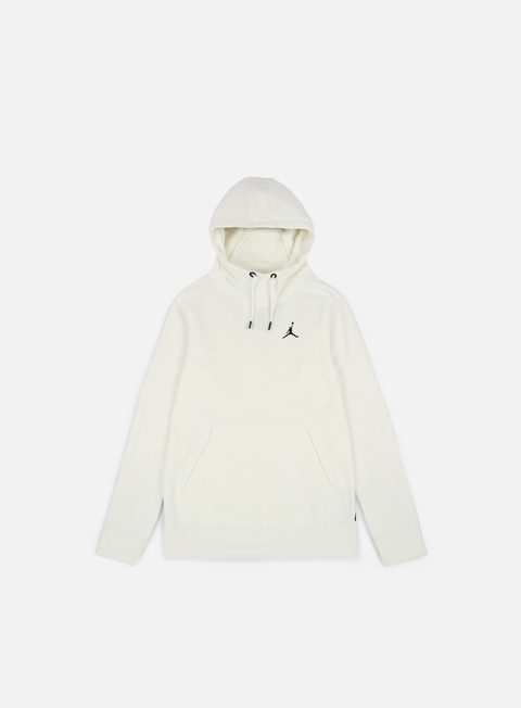 felpe jordan wings hoodie summit white black