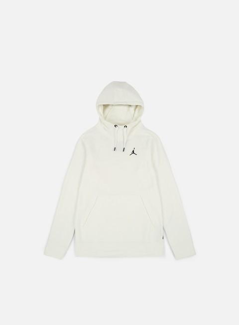 felpe jordan wings hoodie summit white black