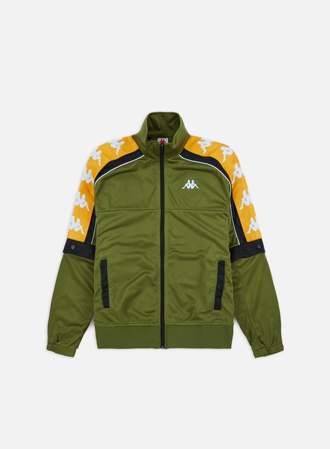 Kappa 222 Banda 10 Arany Jacket
