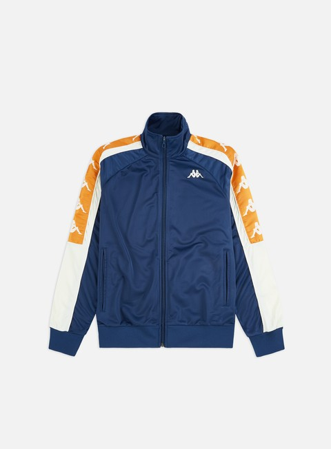 Sale Outlet Track Top Kappa 222 Banda Ahran Jacket