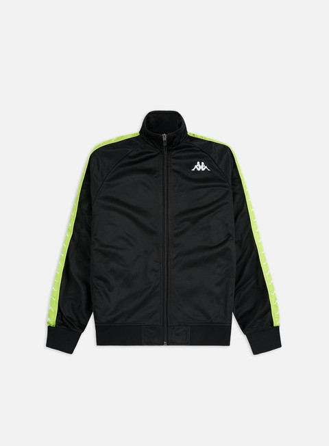 Outlet e Saldi Track Top Kappa 222 Banda Anniston Slim Jacket