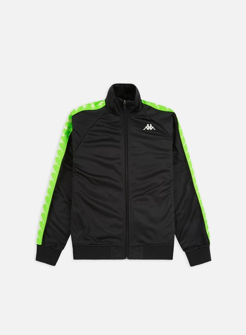 Track Top Kappa 222 Banda Anniston Slim Jacket