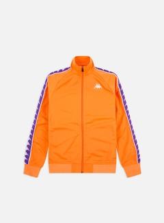 Kappa - 222 Banda Anniston Slim Jacket, Orange/Purple