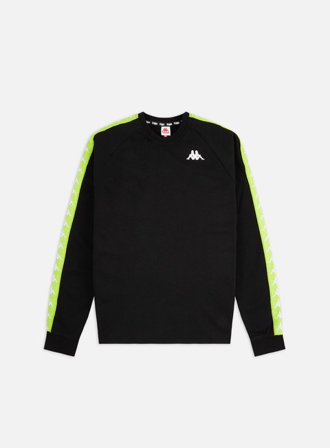 Sale Outlet Crewneck Sweatshirts Kappa 222 Banda Ceyen Crewneck