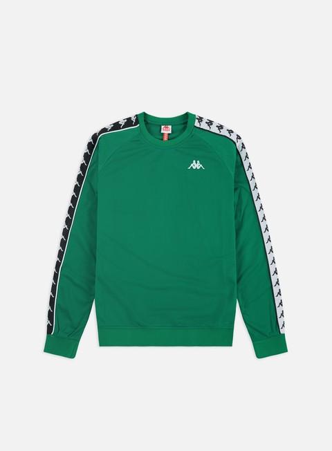 Crewneck Sweatshirts Kappa 222 Banda Ghiamis Crewneck