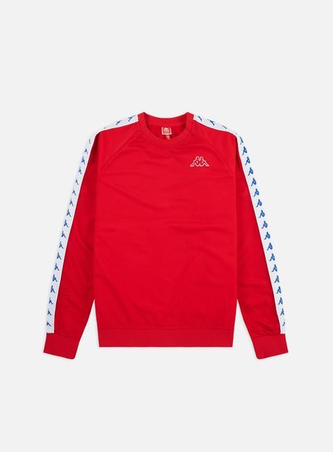 Sale Outlet Crewneck Sweatshirts Kappa 222 Banda Ghiamis Crewneck