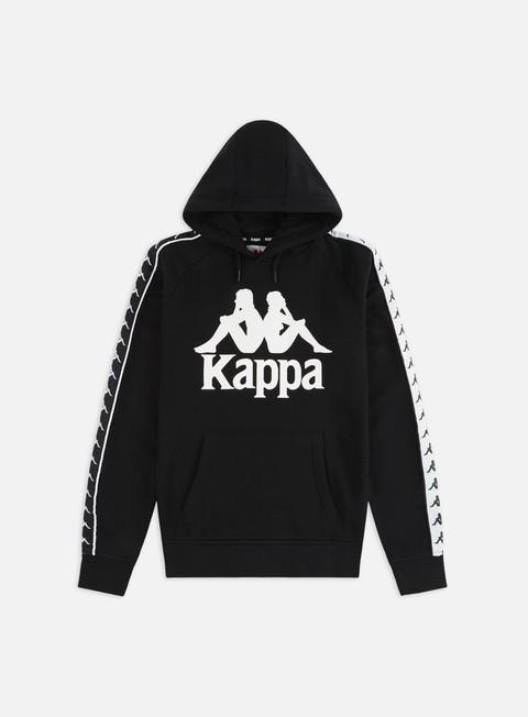Logo Sweatshirts Kappa 222 Banda Hurtado Hoodie
