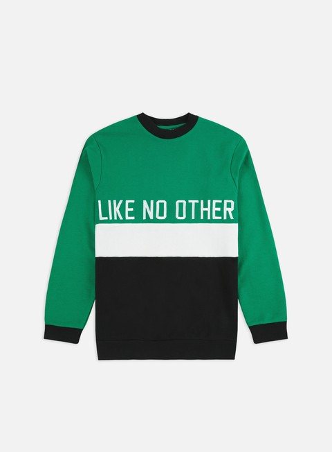 Felpe Girocollo Kappa Authentic Bethek Crewneck