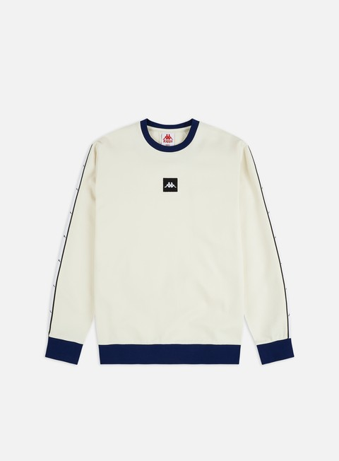 Outlet e Saldi Felpe Girocollo Kappa Authentic Jpn Colmin Crewneck