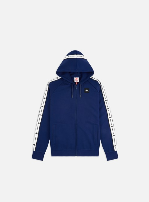 Kappa Authentic Jpn Cumin Zip Hoodie
