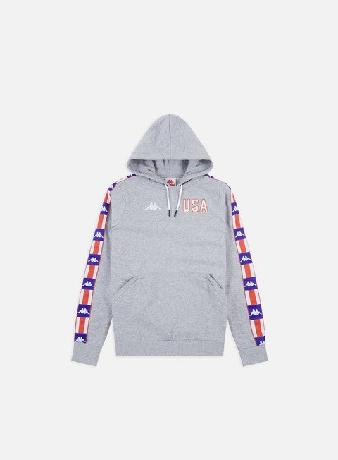 Hooded Sweatshirts Kappa Authentic La Bartus Hoodie