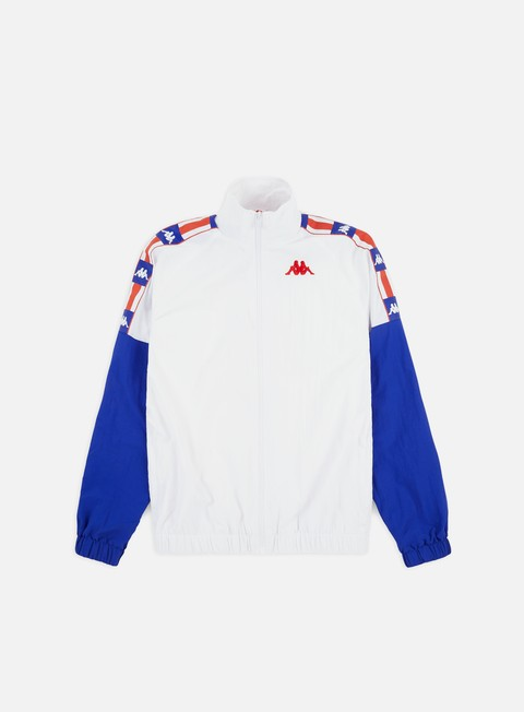 Outlet e Saldi Track Top Kappa Authentic La Basalt Track Jacket