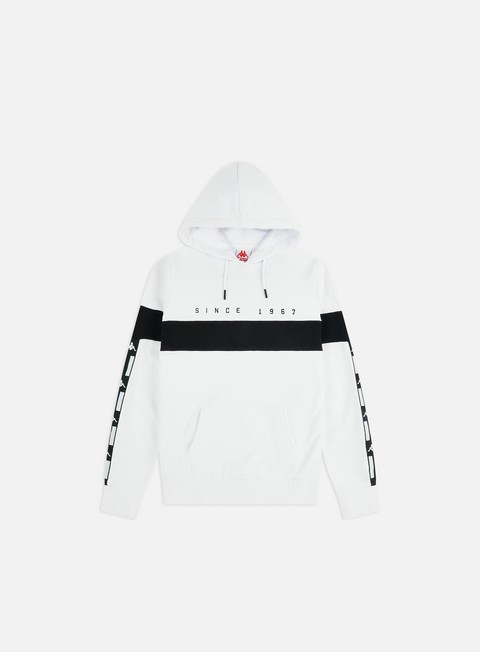 Sale Outlet Hooded Sweatshirts Kappa Authentic La Caspor Hoodie