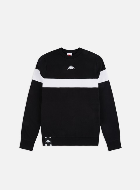 Felpe Girocollo Kappa Authentic La Cemars Crewneck