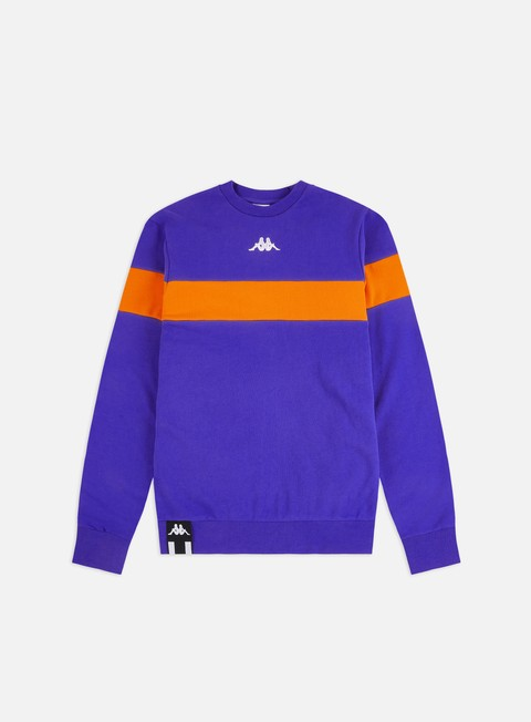 Crewneck Sweatshirts Kappa Authentic La Cemars Crewneck