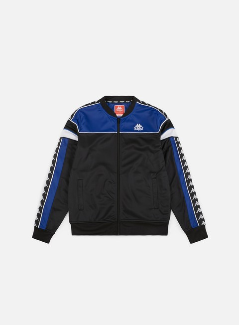 Zip Sweatshirts Kappa Authentic Tana Track Top