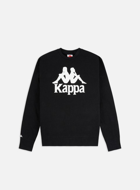 Kappa Authentic Telas Crewneck