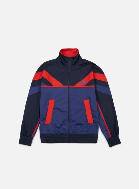 Zip Sweatshirts Kappa Kontroll Track Top