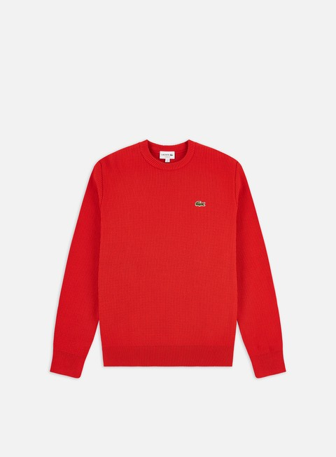 Lacoste Fancy Stitch Sweater