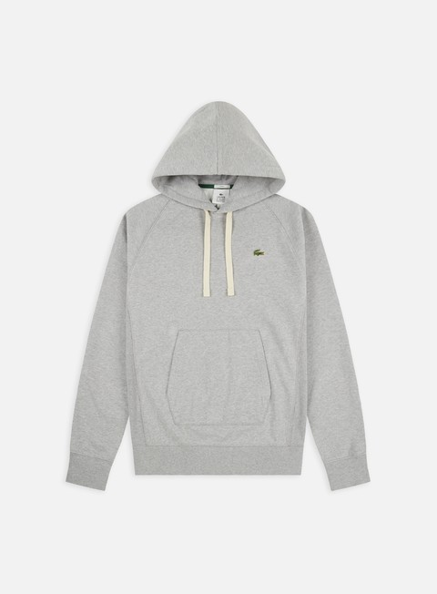 Hooded Sweatshirts Lacoste Live Metal Plate Crocodile Hoodie
