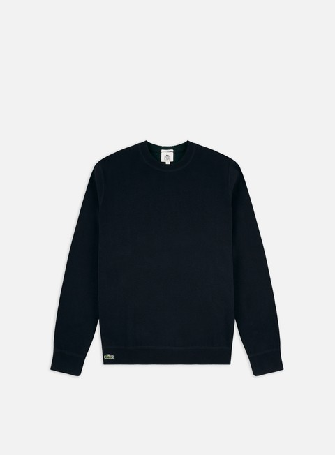 Sweaters and Fleeces Lacoste Live Striped Double Face Jersey Sweater