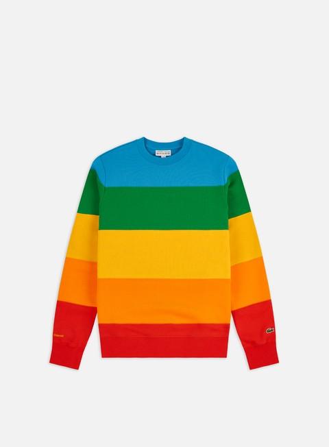 Crewneck Sweatshirts Lacoste Polaroid Crewneck