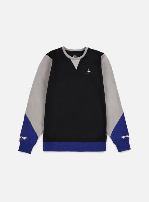 Sale Outlet Crewneck Sweatshirts Le Coq Sportif Dynactif Crewneck