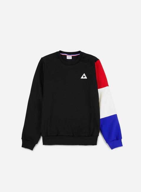 Sale Outlet Crewneck Sweatshirts Le Coq Sportif Tricolore BBR Crewneck