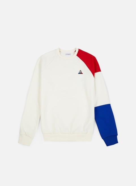 Sale Outlet Crewneck Sweatshirts Le Coq Sportif Tricolore BBR N 2 Crewneck