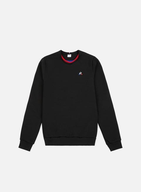 Sale Outlet Crewneck Sweatshirts Le Coq Sportif Tricolore N 1 Crewneck