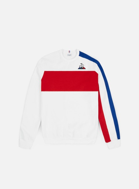 Sale Outlet Crewneck Sweatshirts Le Coq Sportif Tricolore N 7 Crewneck