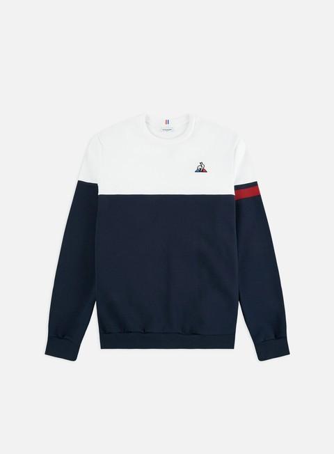 Sale Outlet Crewneck Sweatshirts Le Coq Sportif Tricolore N 9 Crewneck