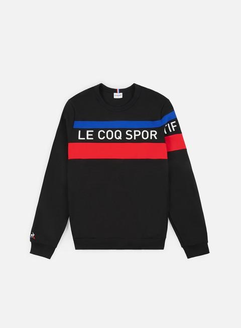 Logo Sweatshirts Le Coq Sportif Tricolore N5 Crewneck