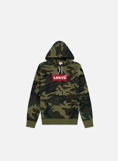 Levi's - Modern HM Hoodie, Camo