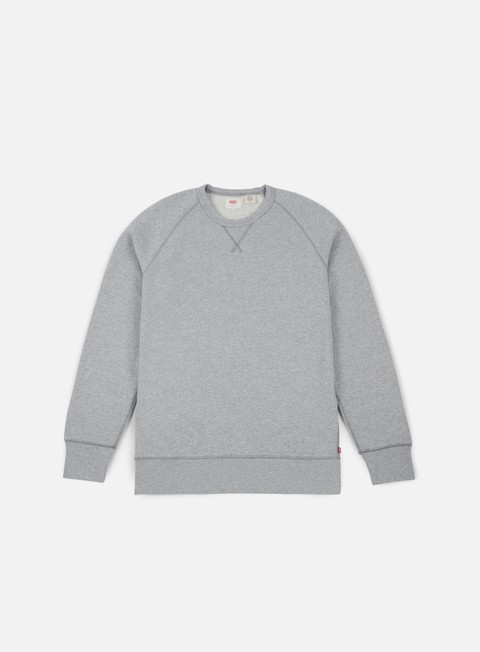 Basic Sweatshirt Levi's Original Crewneck 3