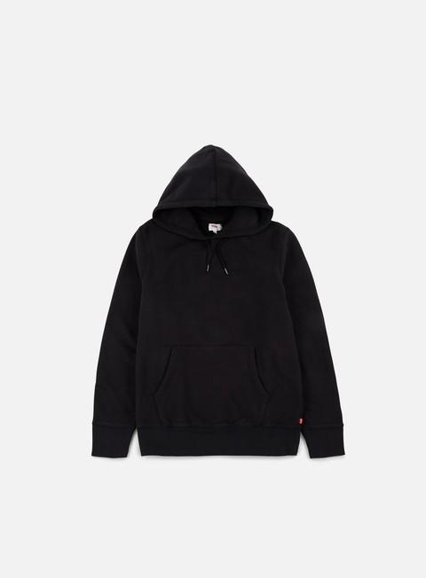 felpe levi s original pullover hoodie black