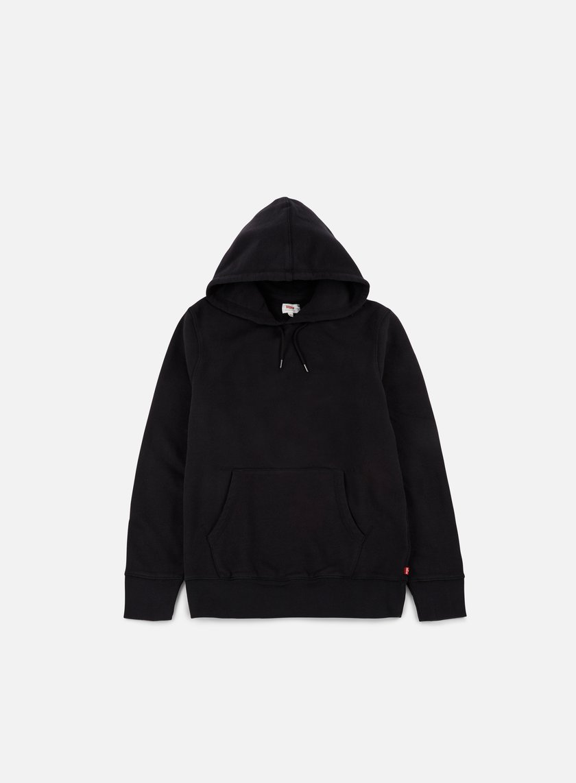 Levi's - Original Pullover Hoodie, Black