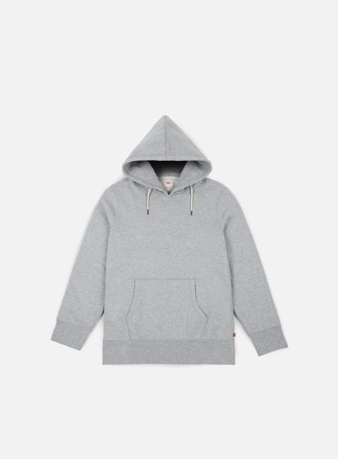 felpe levi s original pullover hoodie medium grey heather