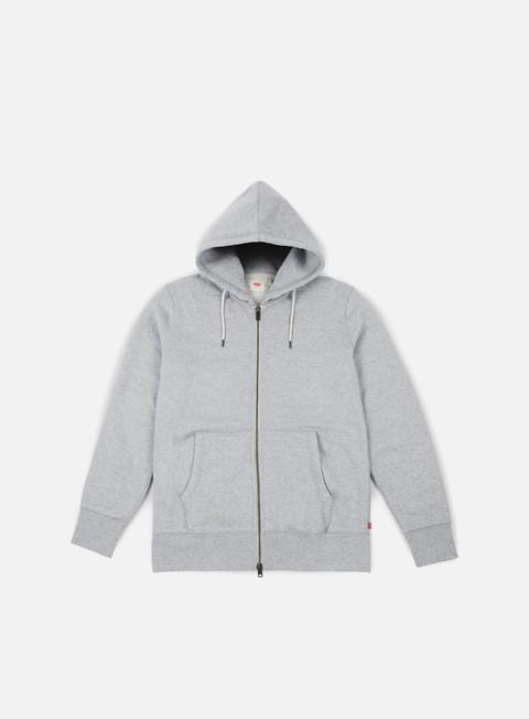 Felpe Basic Levi's Original Zip Up Hoodie 2