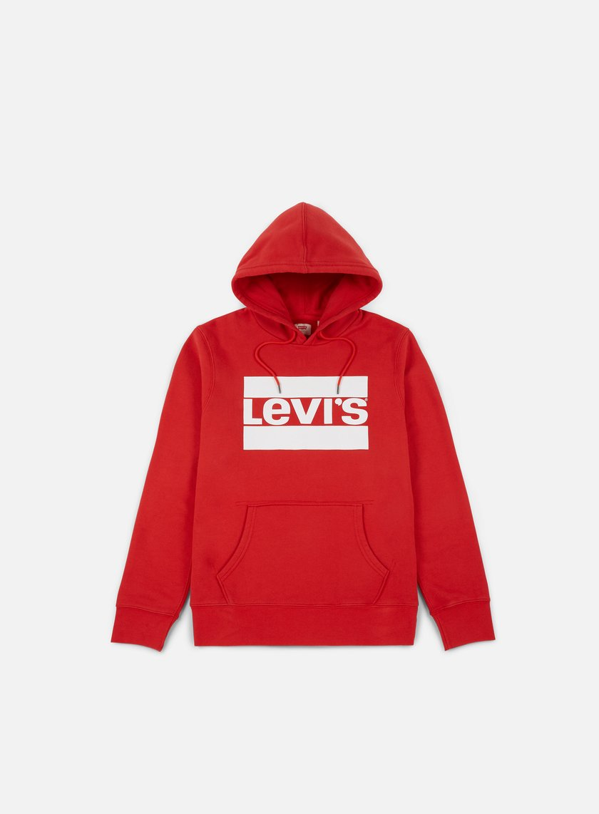 Levi's Sportswear Graphic Pullover Hoodie