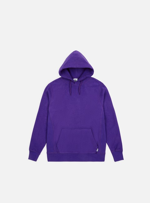 felpe life sux reversed fabric hoodie purple