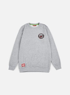 Lobster - Always Crewneck, Athletic Grey 1
