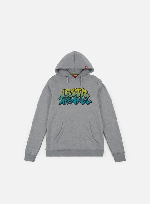 felpe lobster bay hoodie mid grey